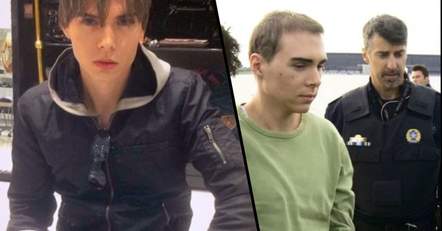 Don T With Cats Killer Luka Magnotta Is Now Married To Another Convicted Murderer