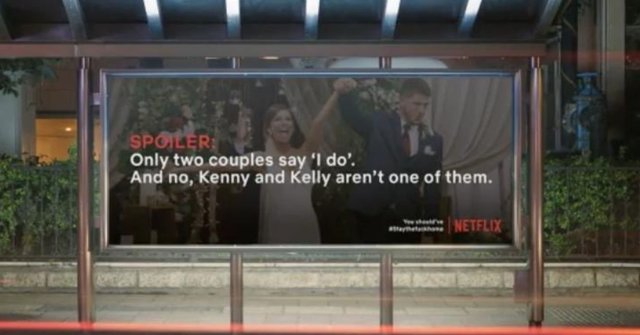 Student Designs Netflix Ads That Punish People With Spoilers if they Don't Stay Home