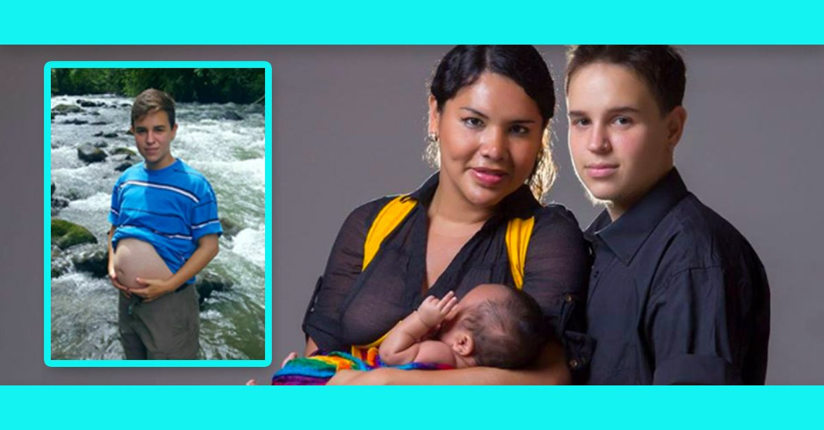 Welcome To Chitoos Diary.: Transgender man pregnant by
