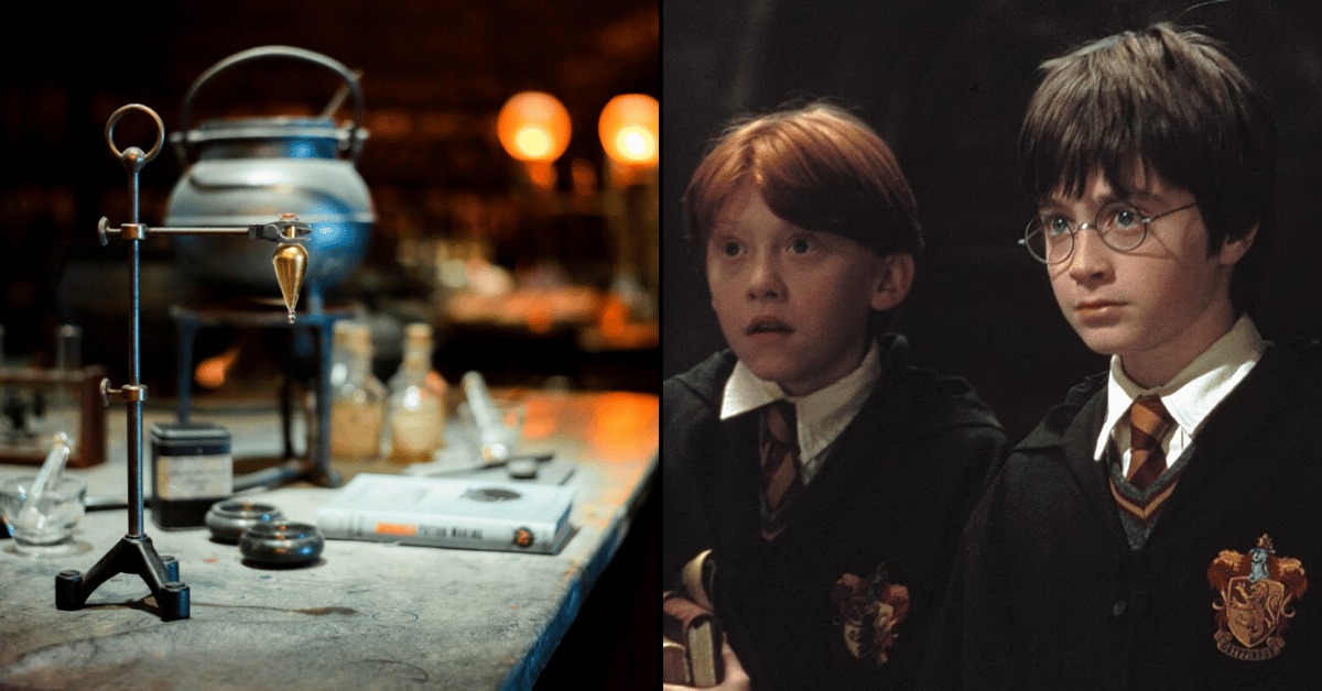 Harry Potter Fans Can Now Take Free Online Classes at Hogwarts