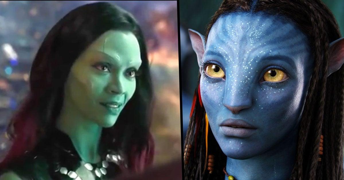Zoe Saldana Stars In Three Of The Five Films That Have
