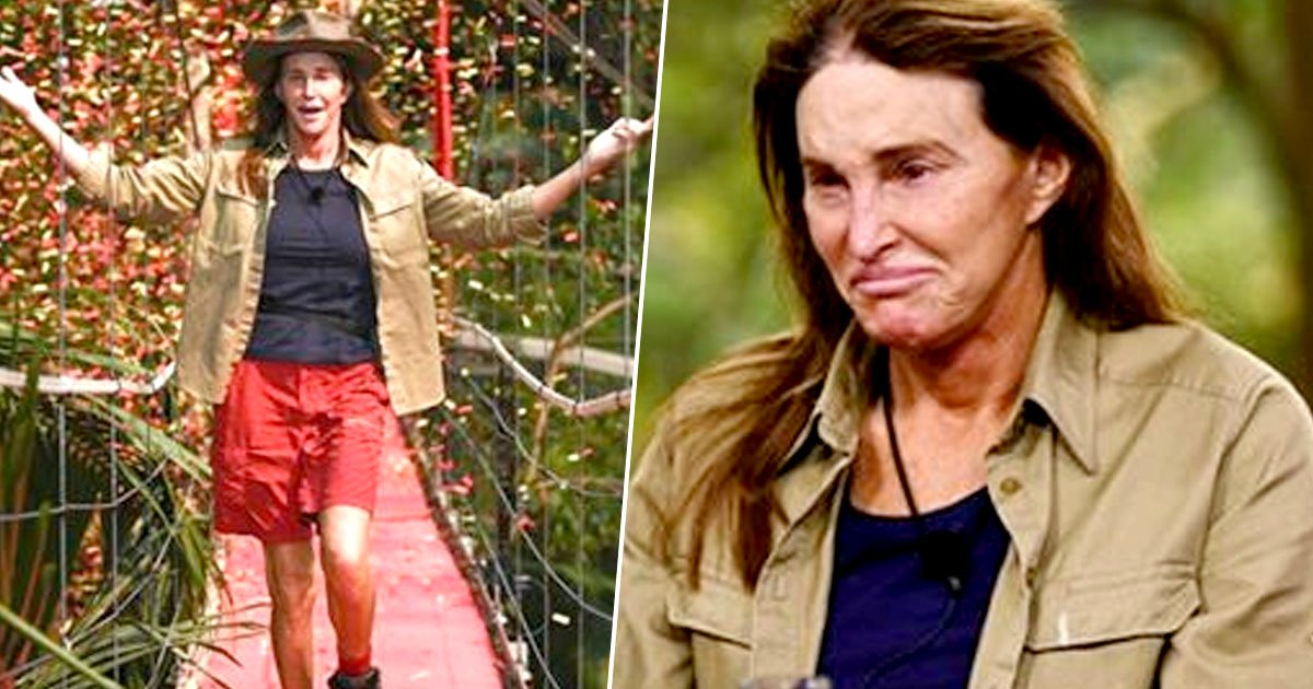 I'm a Celeb Fans Heartbroken as No One Meets Caitlyn Jenner After Exit