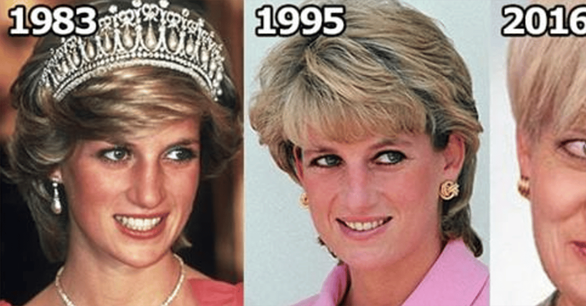 See What Princess Diana Would Have Looked Like Today At Age 56 22 Words