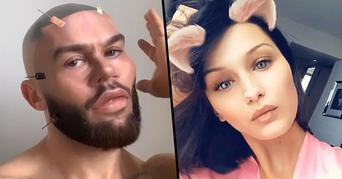 Face Tattoo Filter Instagram: Instagram Bans Face-Altering Filters That Have A Plastic