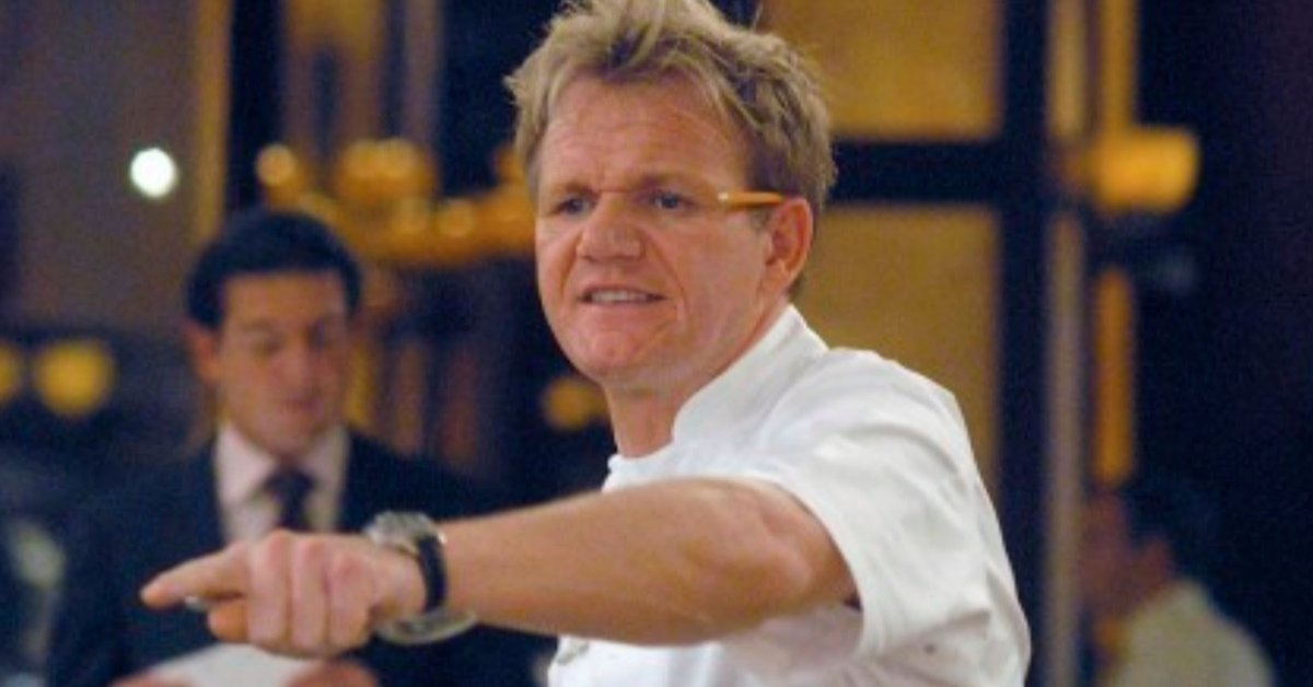 Gordon Ramsay Goes Undercover as a