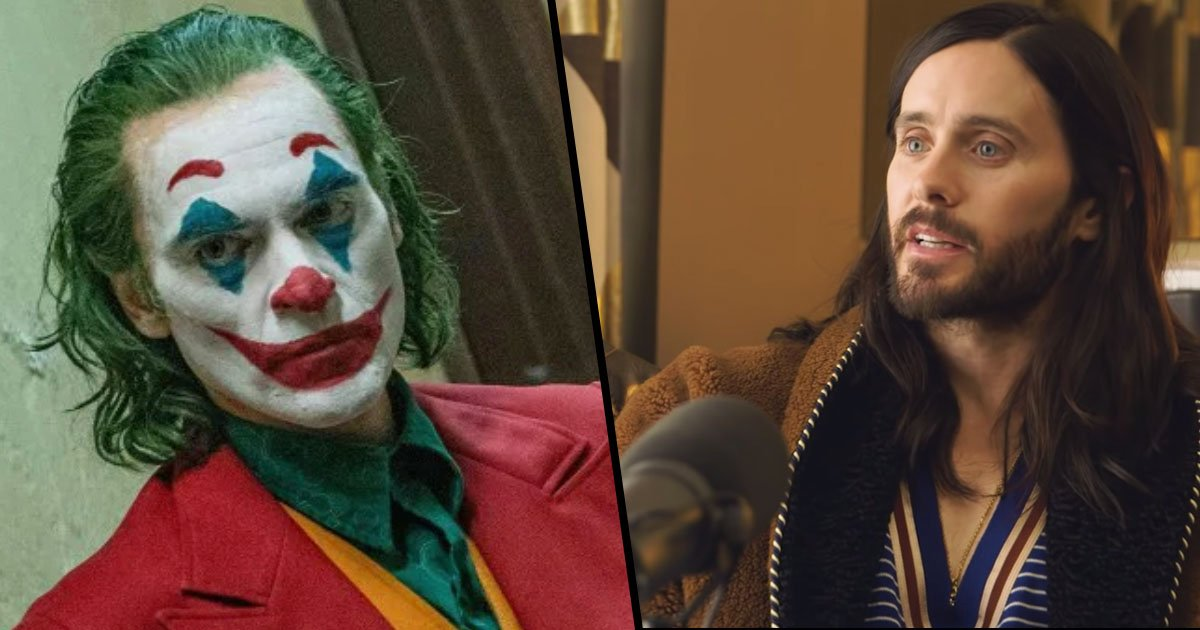 Jared Leto Reportedly Tried To Stop Joaquin Phoenix S Joker