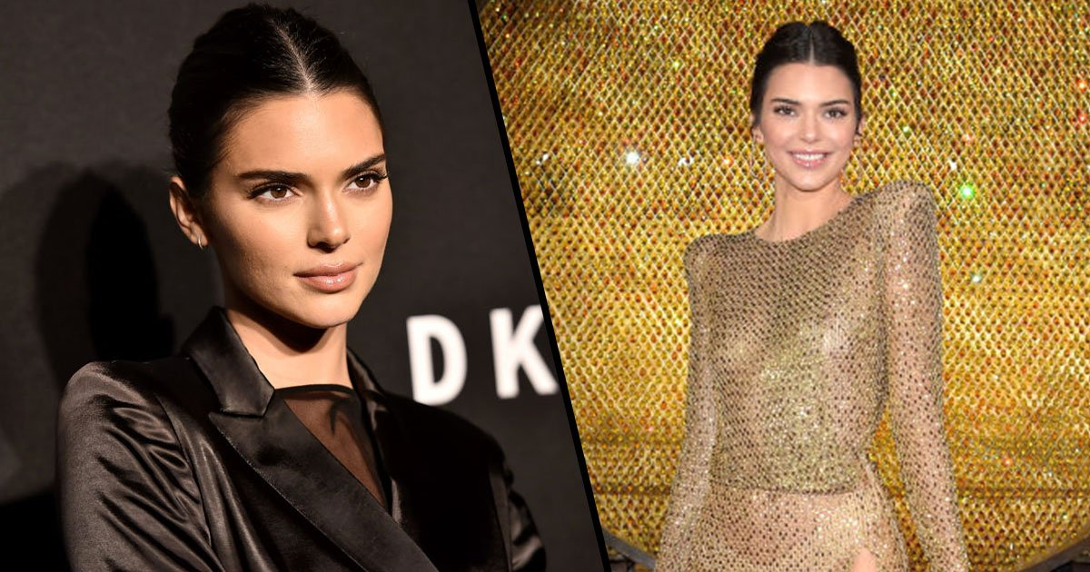 Kendall Jenner Shows Off Very Nsfw Halloween Costume