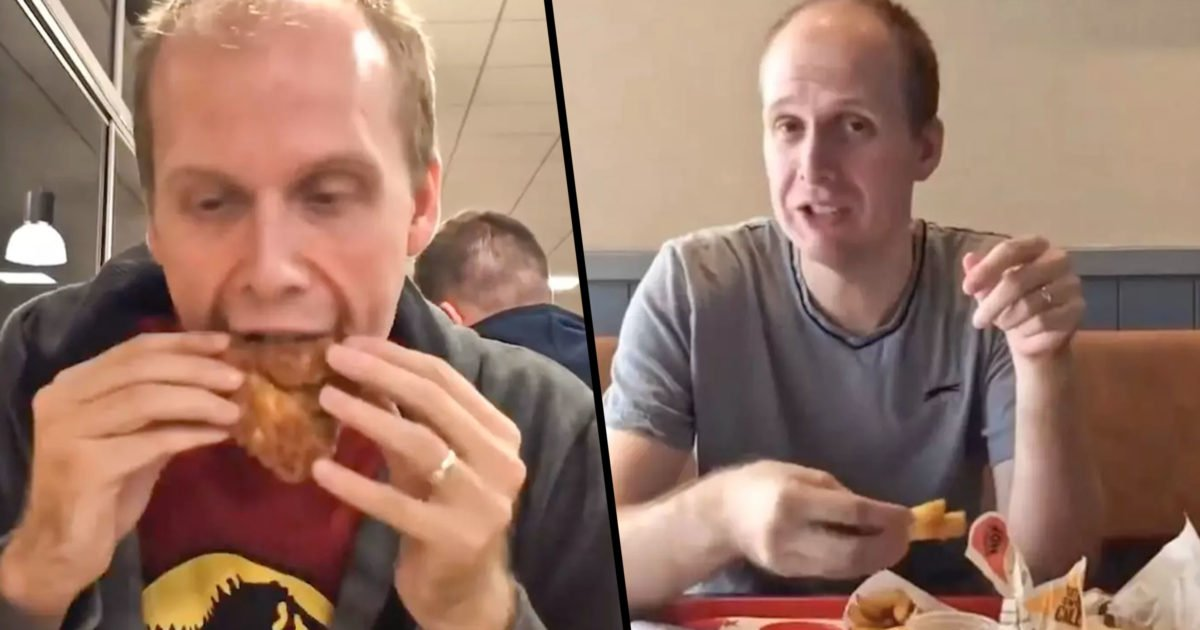 Man Eats KFC for a Week and Actually Loses Weight