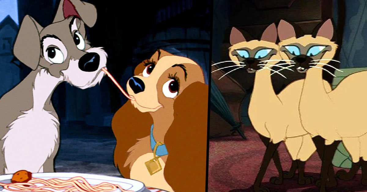 Lady And The Tramp Cuts Offensive Scene From The Reboot 22 Words