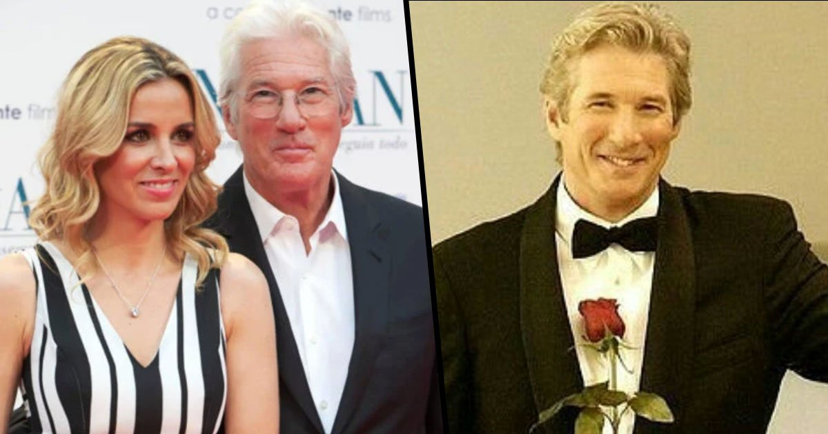 Richard Gere Is Expecting a Second Child With His WifeRichard Gere 2013 Wife