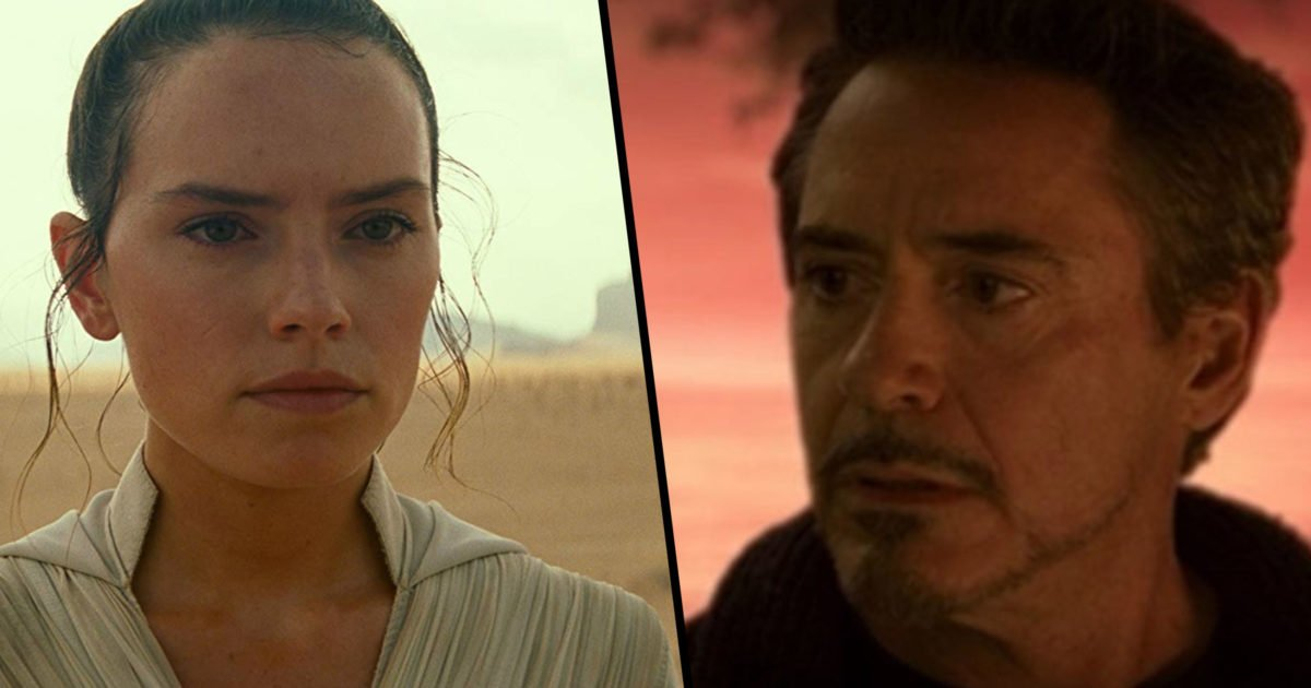 People Are Saying Star Wars Rise Of The Skywalker Completely Copied Avengers Endgame