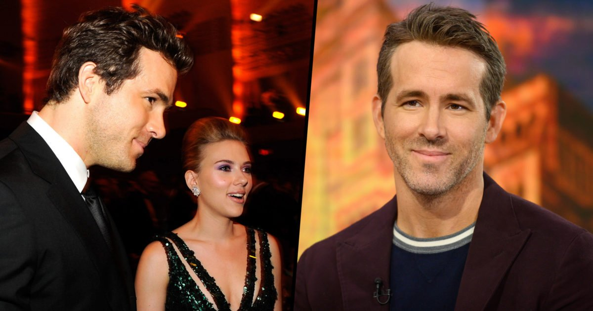 Scarlett Johansson Divorced Ryan Reynolds And Now It S Clear Why