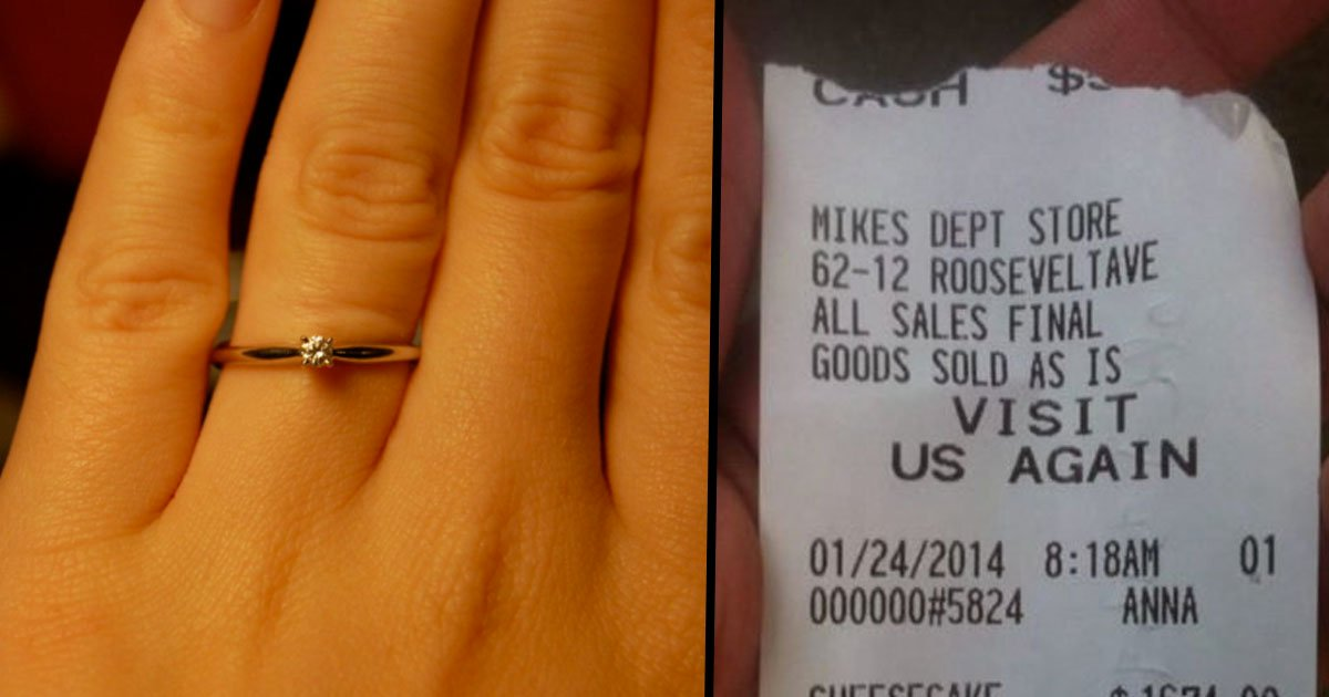 Woman Humiliates Fiance After Finding Out How Much Ring Cost