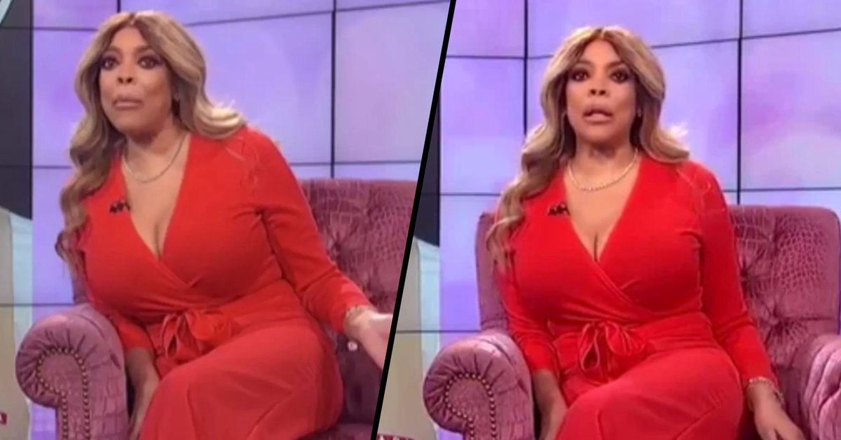 Image result for wendy williams farted on television