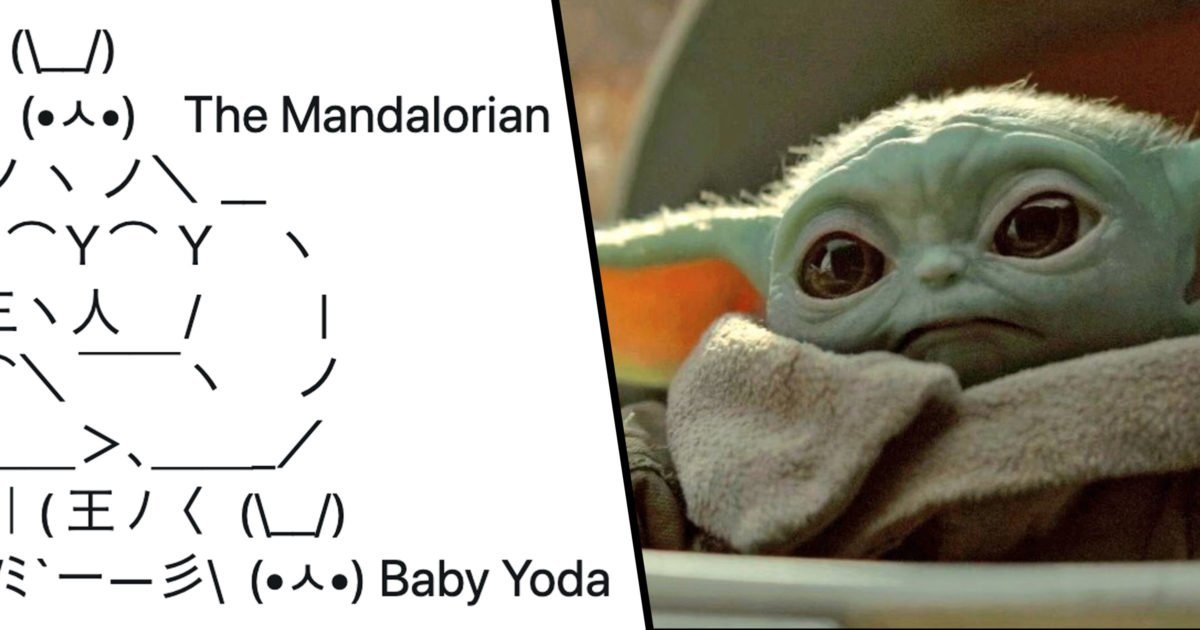Say What — 40 Memes About 'Baby Yoda' on 'The Mandalorian ...