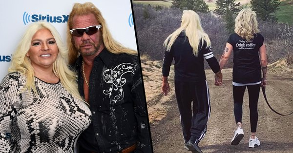 Fans Disgusted As Dog The Bounty Hunter Shares Photo With Girlfriend