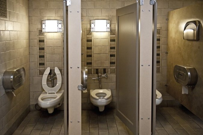 Swell This Is Why You Should Never Put Toilet Paper On A Toilet Onthecornerstone Fun Painted Chair Ideas Images Onthecornerstoneorg