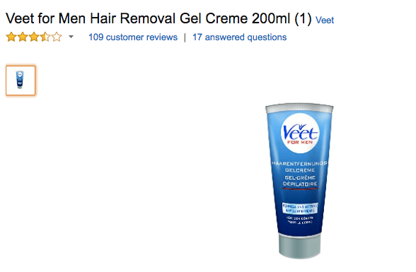 This Is The Best Review Of Hair Removal Cream You Will Ever Read