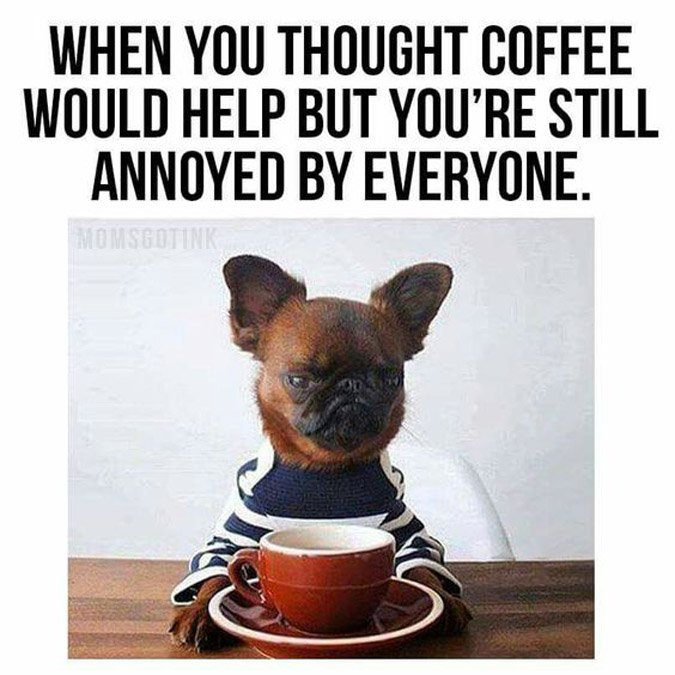 Coffee Memes for Moms
