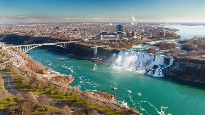 Here S What Happened When Engineers Drained The Niagara