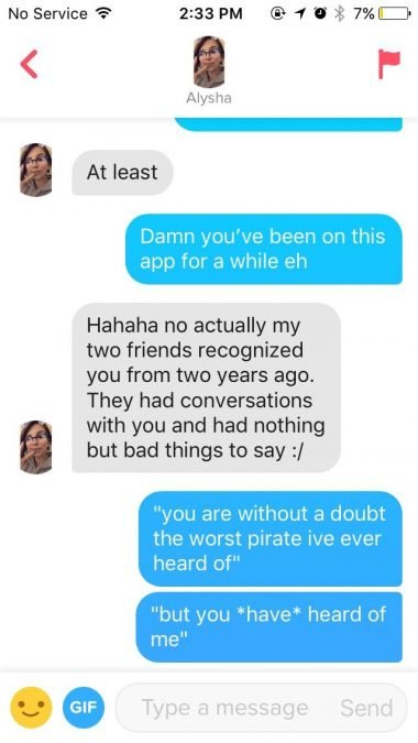 These Hilarious Tinder Messages Will Make You Swipe Right