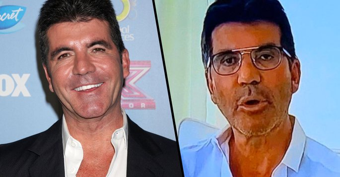 Fans Worried About Simon Cowell S Health After Latest Tv Appearance