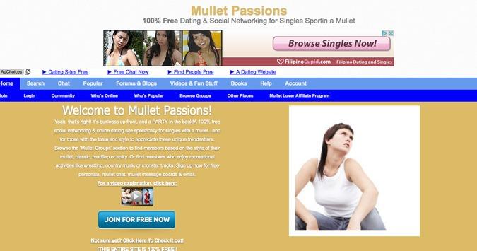 Mullet dating