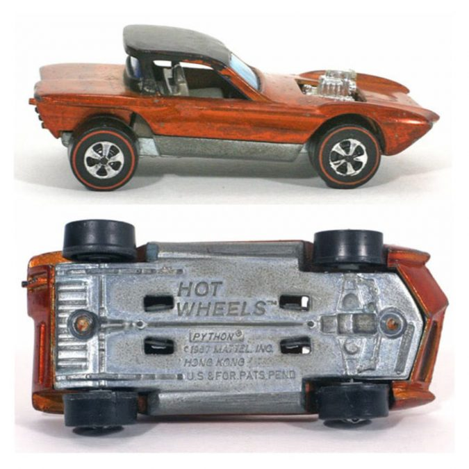 Classic Hot Wheels Toys That Are Now Worth A Ton Of Money