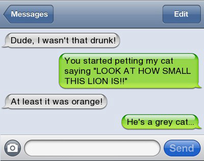 the 29 funniest drunk texts ever 22 words