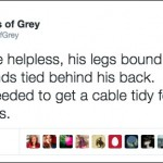A Nerd Rewrote Shades Of Grey And Its Better Than The - Nerd rewrote 50 shades of grey 50 nerds of grey