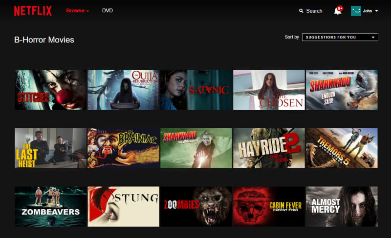 Here's How To Unlock THOUSANDS of Hidden Genres of Movies and TV