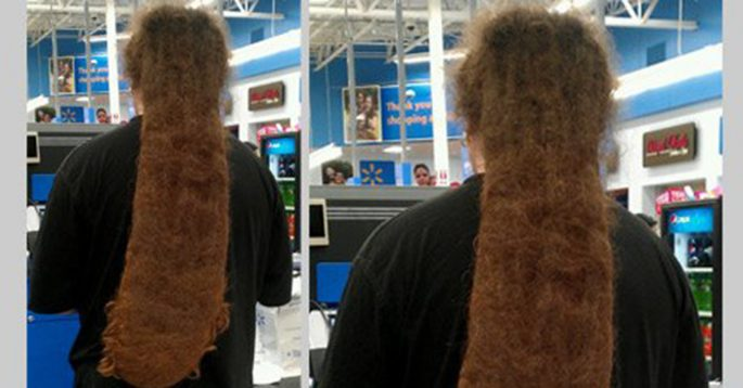 The Dangerous Result Of Not Washing Your Hair For Years