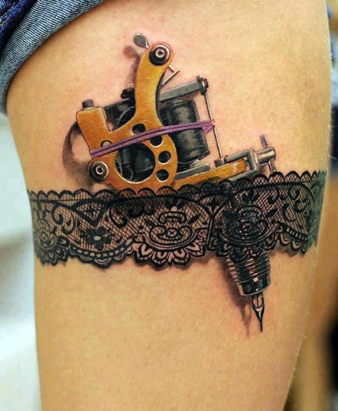 3D Tattoos 3