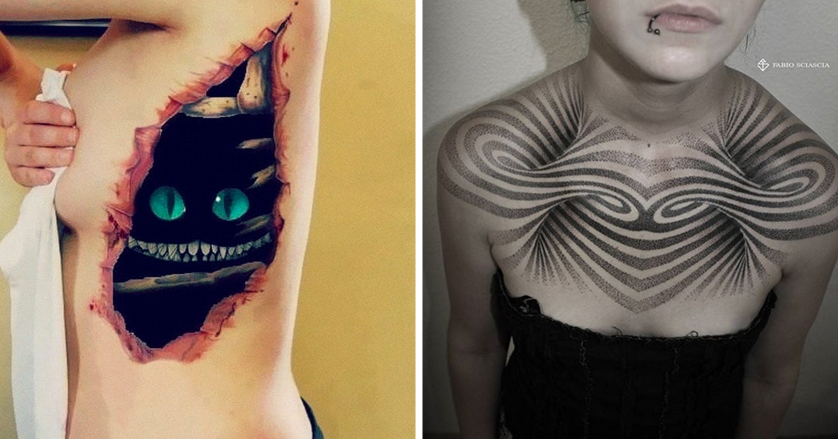 These 3d Tattoos Will Absolutely Blow Your Mind 22 Words