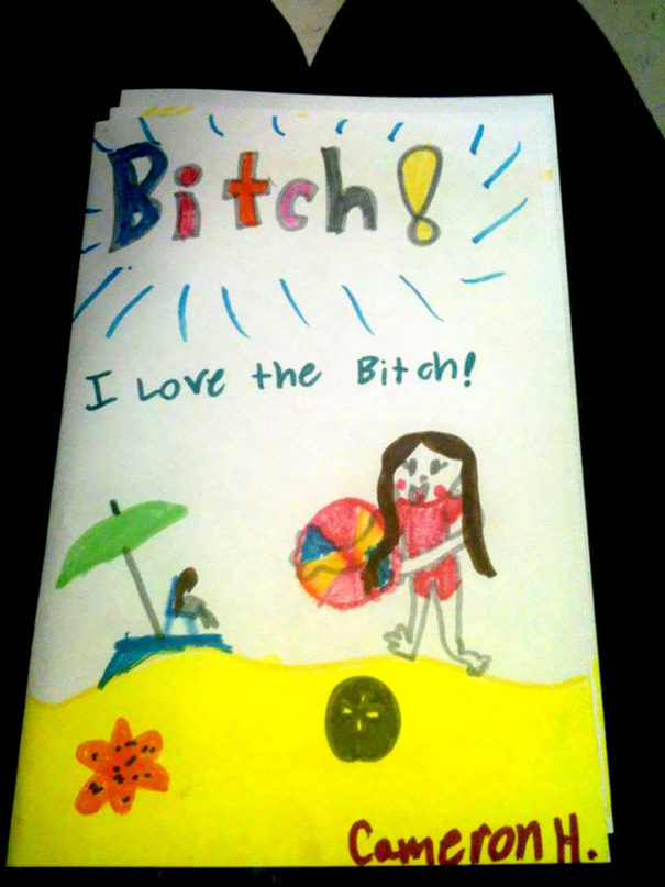 30 Hilariously Inappropriate Drawings By Innocent Kids 22 Words