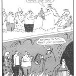 The 40 Most Side-Splitting Far Side Cartoons, Ranked | 22 Words