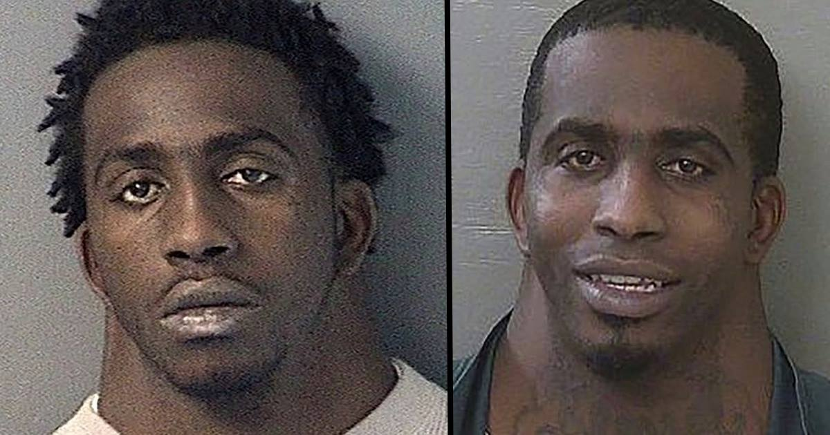 Guys Mugshot Goes Viral Because Of His Massive Neck 22 Words