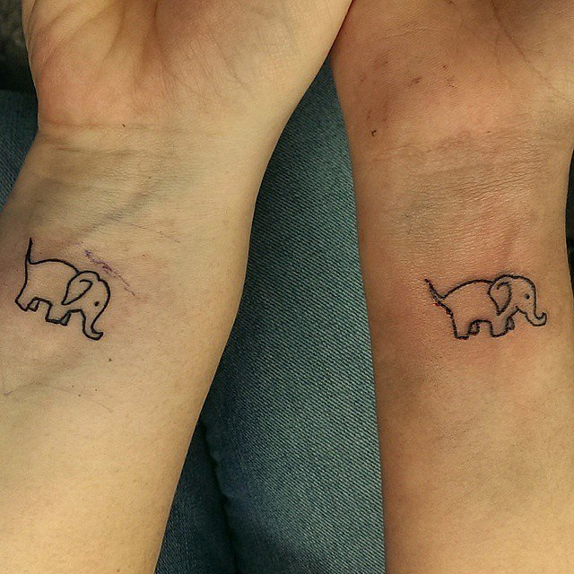 30 Dads And Daughters Who Got The Perfect Matching Tattoos 22 Words