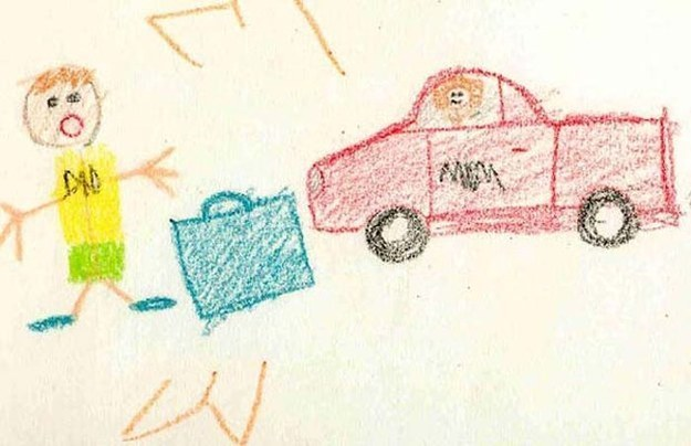30 Hilarious and Inappropriate Kids Drawings | Bad Parenting