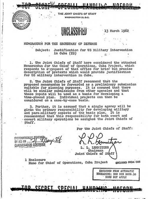 18 Creepy Declassified Documents That Give Us the Heebie Jeebies