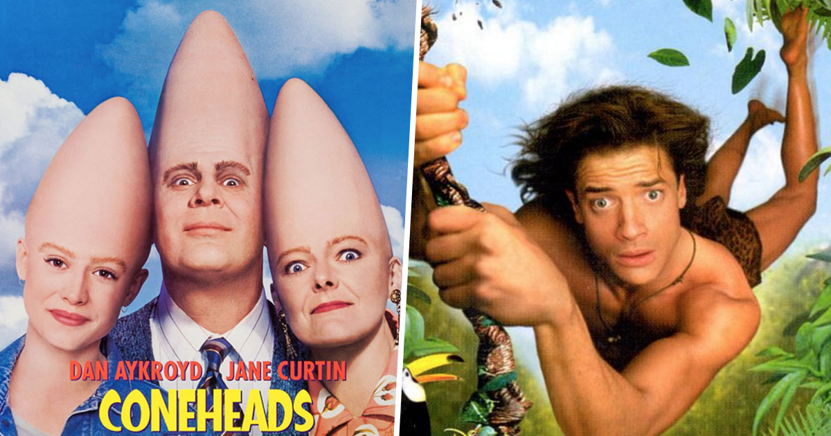50 Movies We All Watched in The '90s and Forgot About | 22W