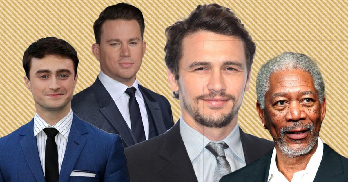 single men actors