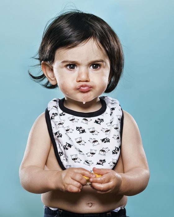 Babies and Toddlers Tasting Lemons - 15
