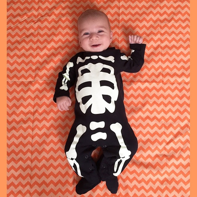 Baby Halloween 07