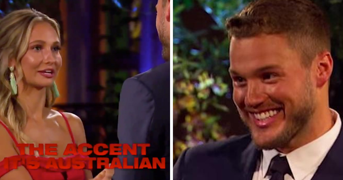 Bachelor Contestant Fakes Australian Accent to  Stand Out   c9b8e545f45c4