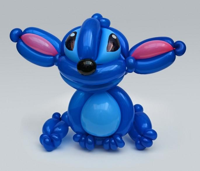 Balloon Art Stitch