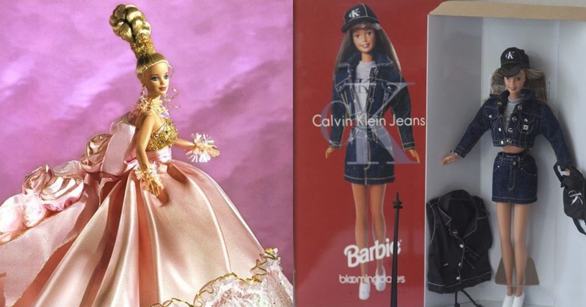 The Barbies You Might Still Own That Are Worth a Ton of