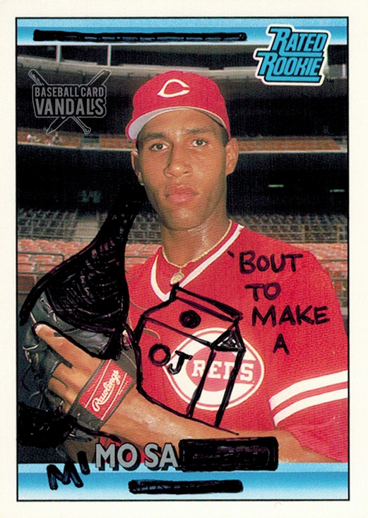 Baseball Card Vandals - 04