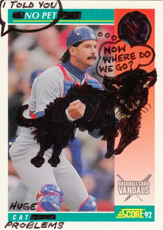 Baseball Card Vandals - 06