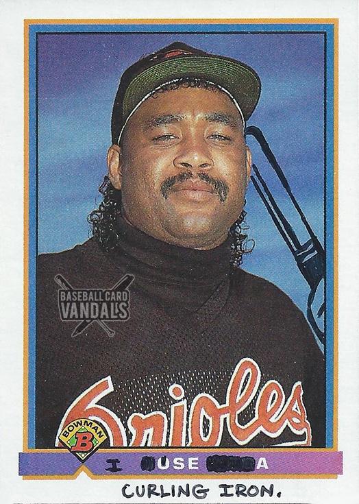Baseball Card Vandals - 10